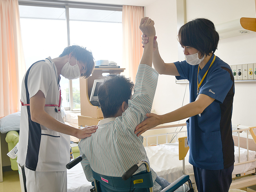 脳外科/脊椎脳外科/麻酔科蘇生科