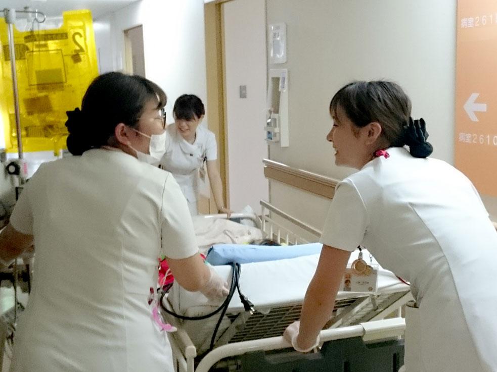 心臓血管/呼吸器外科/消化器腫瘍外科