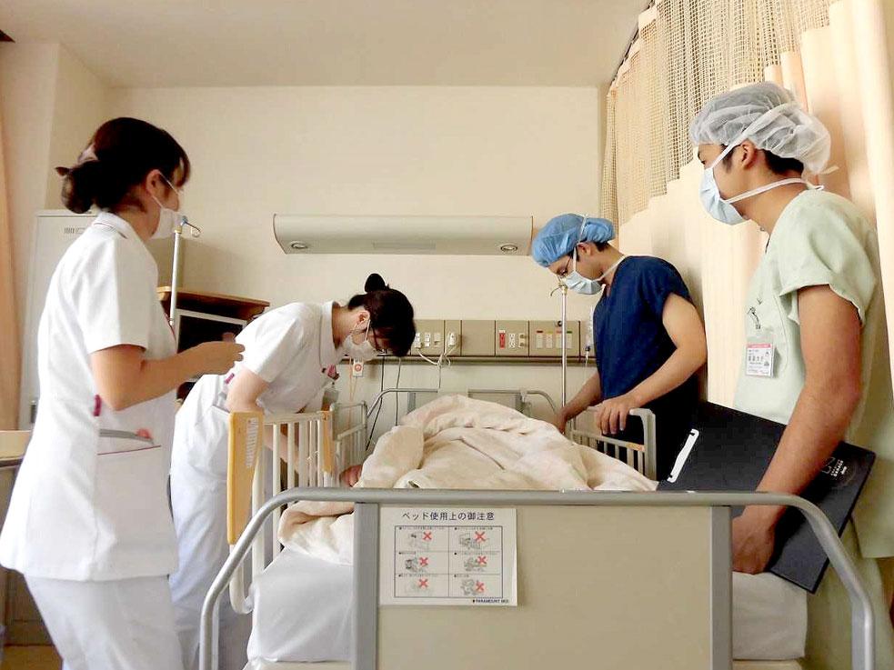 肝胆膵移植外科/消化器腫瘍外科/乳腺センター