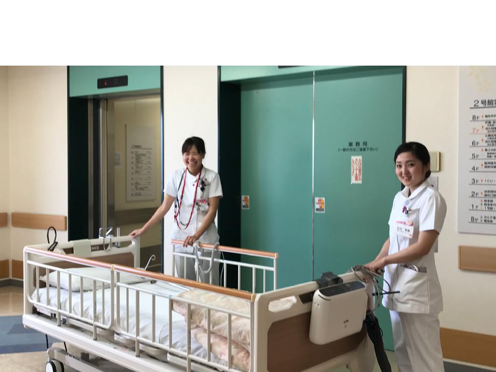 日勤3.手術室への迎え